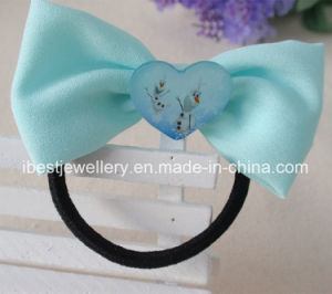 2014new Style -Disney Frozen Fabric Hair Band pictures & photos