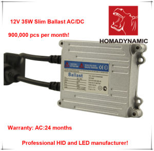 AC12V/35W Regular/Thick/Normal Digital HID Ballast Replacement pictures & photos