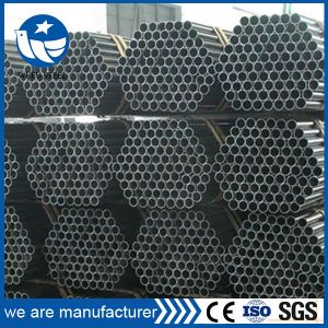 Black Iron Structure Steel Pipe Price for Steel Ladders pictures & photos
