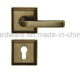 High Quality Solid Brass Door Handle 827 pictures & photos