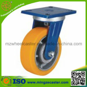 Heavy Duty Caster with High Quality Polyurethane Wheel pictures & photos