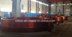 Integrated Large Gear Ring for Rotary Dryers pictures & photos