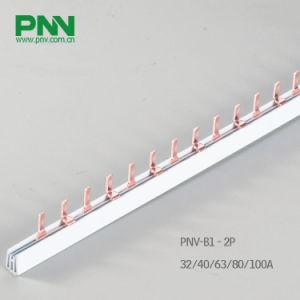 Busbar, 3p Pin Copper Busbar 50A 1.2*7mm
