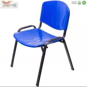 Modern Folding Plastic Meeting Chair pictures & photos