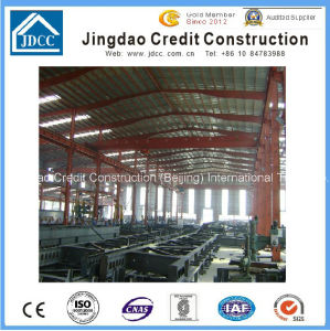 Design Steel Structure Prefabricated Shed pictures & photos