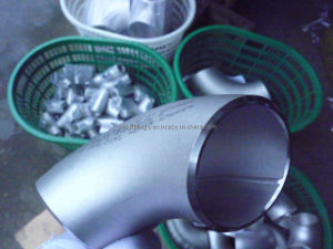 Seamless and Welded Elbows (ANSI B16.9 Welded Elbow) pictures & photos