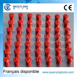 Button Tapered Drill Bits From Bestlink China pictures & photos