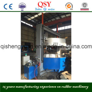 Vertical Adjustable Mold Vulcanizing Machine for Hot Truck Retreading pictures & photos