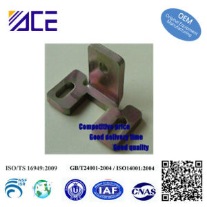 Precision Stainless Steel Stamping Bracket pictures & photos