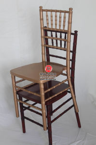 Hot Selling Hotel Banquet Hall Chair Outdoor Chiavari Chair pictures & photos