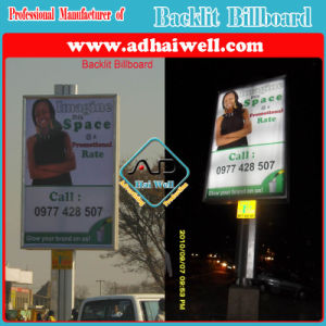 Outdoor LED Backlit Advertising Billboard pictures & photos