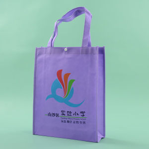 Non Woven Shopping Bag, Non Woven Tote Promotional Eco-Friendly Bag with Handles