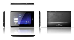 7′′ Tablet PC A13, 1GHz (Cortex A8, 3D speed) Android 4.0.3, DDR3 512m Nandflash 4GB/8GB/16GB Optional.