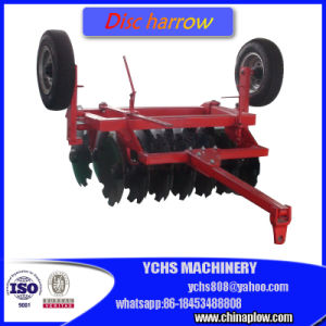 Trailed and Suspension Disc Harrow Farm Tiller pictures & photos