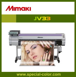 Mimaki Dx5 Solvent Inkjet Plotter Jv33 pictures & photos