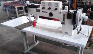 Long Arm Sail Making Heavy Duty Zigzag Sewing Machine pictures & photos