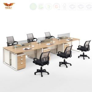 New Design Modern Straight Call Center Office Partition Workstation (HY-250) pictures & photos