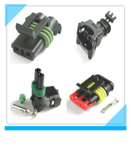 Waterproof Male Female Electrical Connector pictures & photos