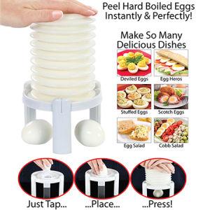 Egg Stractor, Egg Peeler, Egg Slicer pictures & photos