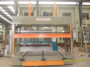 Hydraulic Cold Press with Chains pictures & photos