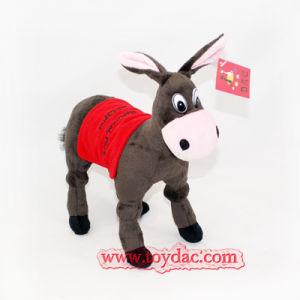 Plush Music Toy Cartoon Donkey pictures & photos