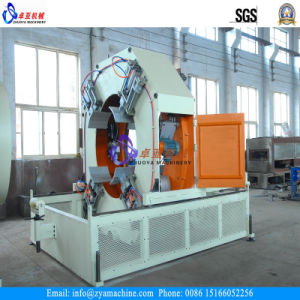 Gas Transportation and Water Supply HDPE Pipe Extrusion Line pictures & photos