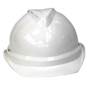 PE Y Type Safety Helmet (white) . pictures & photos