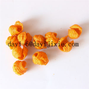 Wheat Flour Snack Extrusion Machine/Fried Snacks Extruder pictures & photos