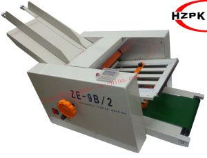 Automatic Paper Folding Machine (ZE-9B/2) pictures & photos