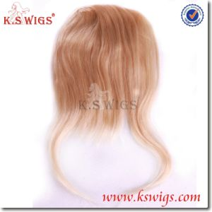 100% Virgin Brazilian Hair Fringe Human Hair pictures & photos