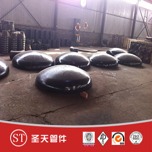 2013 Good Quality Pipe Cap ASTM Pipe Fittings Carbon Pipe Cap pictures & photos