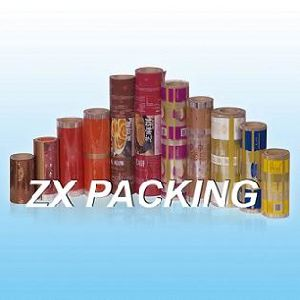 Plastic PE Film, Plastic Food Film, Film Packaging pictures & photos