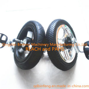 Have Passed The Reach and PAHs Certification Children Tricycle Tyre/Baby Cart Rubber Wheel