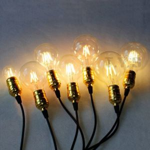 G80 3-4W E27/B22 Filament Lamp pictures & photos