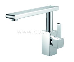 Single Handle Single Hole Kitchen Mixer Faucet pictures & photos