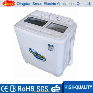 Top Loading Twin Tub Clothes Washing Machine 8.5kg pictures & photos