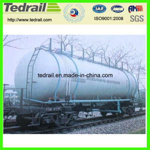 Railway U60ck Cement Tank Wagon pictures & photos