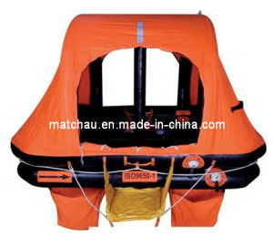 ISO 9650-1 GL/EC Approval Self-Righting Yacht Life Raft pictures & photos