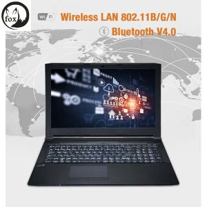 15.6 Inch Gaming Laptop Notebook Computer Wtih 16GB RAM+256GB SSD M. 2+1tb HDD Intel I5-6300hq Quad Core 2.3GHz-3.2GHz WiFi HDMI pictures & photos
