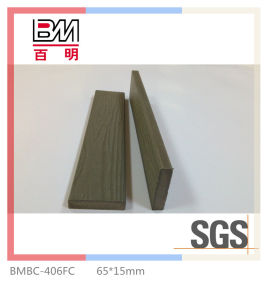 More Shape and Weather-Resistant Pergola WPC (BMBC406FC)