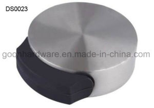 Zinc Door Stopper with Rubber Ds0023 pictures & photos
