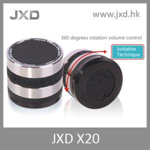 Jxd X20 Bluetooth Speaker with Bt/Call/TF/Aux/FM/Rec/USB