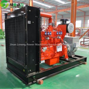 Methane Gas Biogas Generator Set From China Manufacturer Lvneng Power pictures & photos
