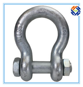 Rigging Hardware Screw Pin D Shackle by Drop Forged Parts pictures & photos