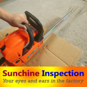 Chain Saw Quality Inspection Before Shipment pictures & photos
