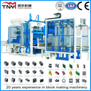 High Quality Germeny Technology Block Machine Qt6-15 pictures & photos