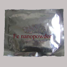 100nm Ferrum (Fe) Nano Powder (26-100NP)