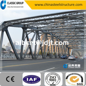 Pipe Truss China Easy and Fast Install Steel Structure Arch Bridge pictures & photos