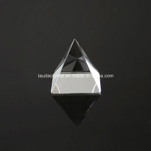 Bright Shinning K9 Crystal Pyramid for Crystal Gift