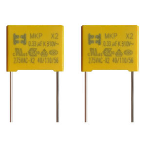 X2 Type Metallized Polypropylene Capacitor pictures & photos